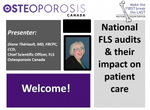 National FLS audits & their impact on patient care tbn